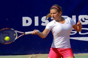 Пятая ракетка мира румынская теннисистка Симона Халеп