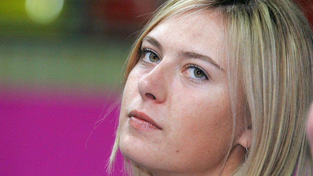 Российская теннисистка Мария Шарапова в первый раз выступит на турнире Большого шлема с момента возвращен