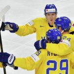 Чемпионат мира по хоккею победили Сборная Швеции
